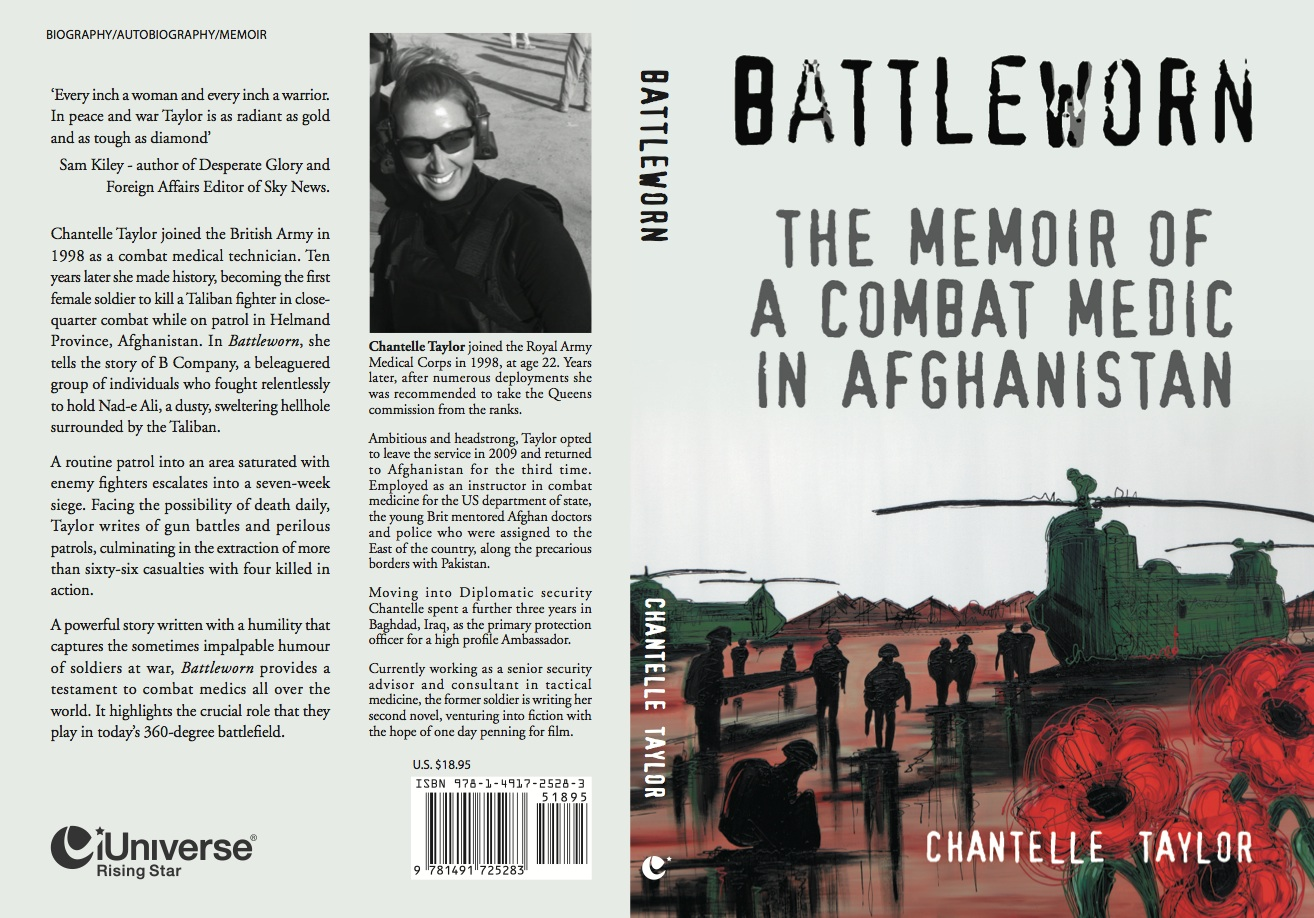 Battleworn Book Cover