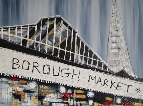 Borough Market 40x30