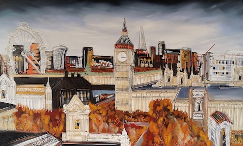 London Power 36x60