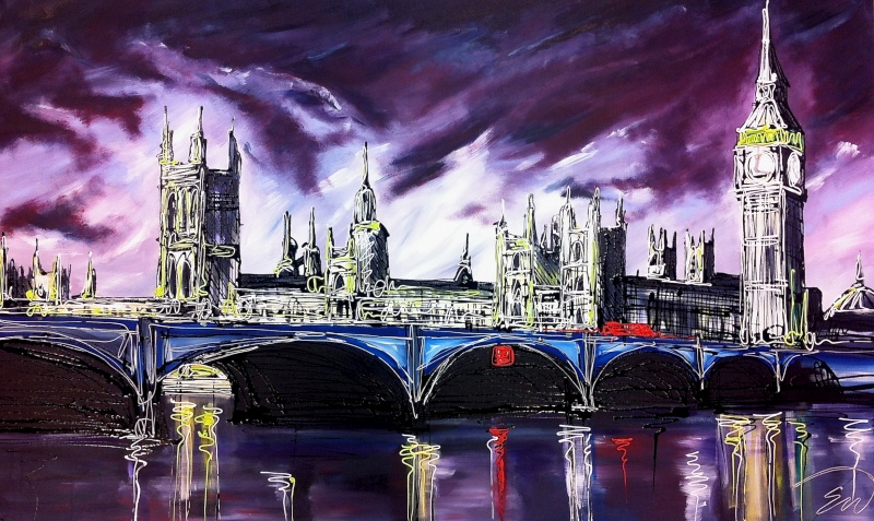 Magic of Westminster 30x40