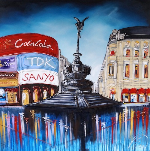 Piccadilly Love 40x40
