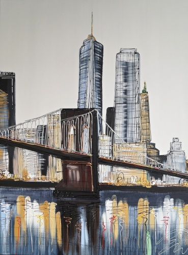 Freedom Tower 30x40
